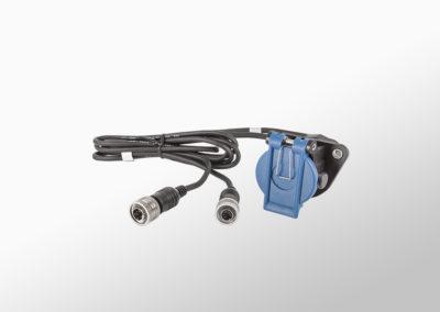 ABS Zugmaschine VAR II – 2 x 1,5