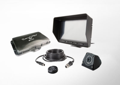 TurnCAM® Abbiegeassistenzsystem mit 7″ Standard Monitor