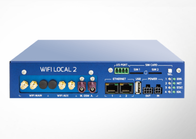 WLAN Router LTE WiFi LOCAL 2